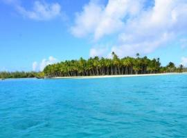 Blue Heaven Island, โบราโบรา