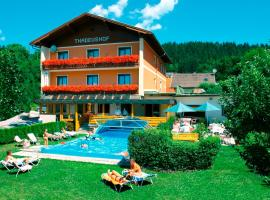 Hotel Restaurant Thadeushof, Techelsberg am Worthersee