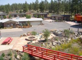 The Canyon Motel & RV Park, วิลเลียมส์
