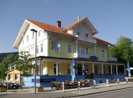 Hotel Garni Ammergauer Hof, โอเบอัมเมเกา