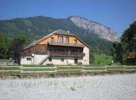 Les Paddocks du Mont Blanc