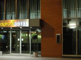 マルドロン ホテル パーネル スクエア