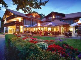 Landhotel Böld Ringhotel Oberammergau, โอเบอัมเมเกา