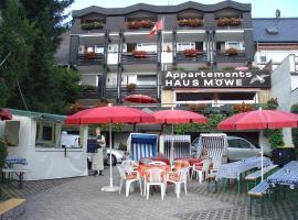 Hotel Haus Möwe, コッヘム