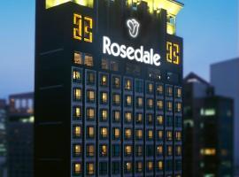Rosedale Hotel Hong Kong - Formerly Rosedale On The Park