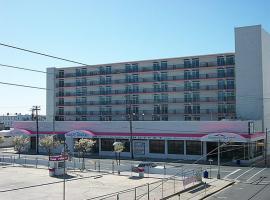 Beach Terrace Motor Inn, Wildwood