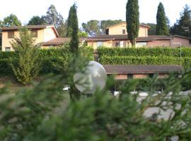 Villa Christian e Michelle, Selva Candida
