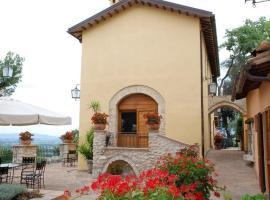 Agriturismo Villino Bellavista, Spoleto
