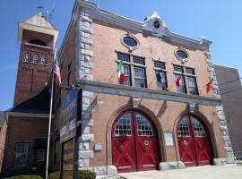 Firehouse Inn, Barre