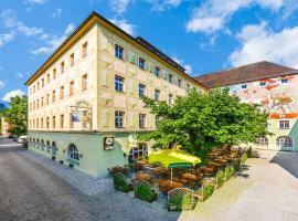 Brauereigasthof/Hotel Bürgerbräu, バートライヘンハル