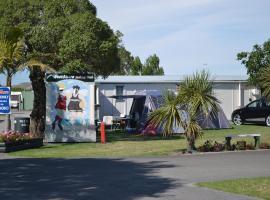 Affordable Westshore Holiday Park Napier, เนเปียร์