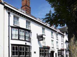 The Swan Hotel, Stafford