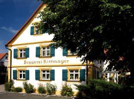 Landgasthof Hotel Rittmayer, Hallerndorf