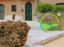 Agriturismo Casa Mattei, Arrone