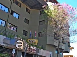 Aspen Hotel & Apart, อะซุนซิออง