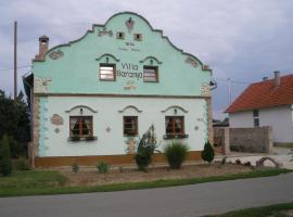 Villa Baranja, Karanac