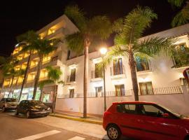 Hotel Carmen Almuñécar, อัลมูเญกา
