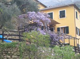 Agriturismo Il Sogno, Lorsica