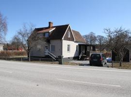 Villa Åkroken, Mörrum