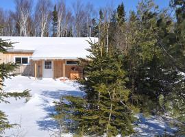 The Sleeping Moose, Birch Plain