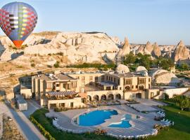 Tourist Hotel & Resort Cappadocia, โกรมี