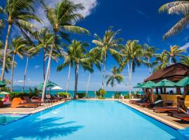 Coco Palm Beach Resort, หาดแม่น้ำ