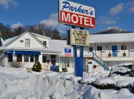 Parker's Motel, ลินคอล์น