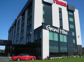Grand Times Hotel, ควิเบคซิตี