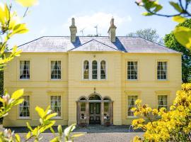 Nutgrove House Luxury B&B, Seaforde