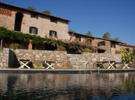 Villa Al Seminario, Nozzano Castello