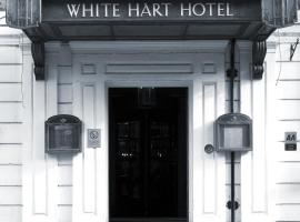 The White Hart Hotel Lincoln, ลินคอล์น