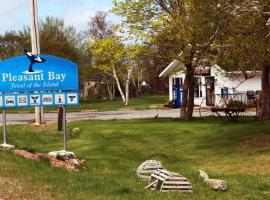 Mountain View Motel & Cottages, Pleasant Bay