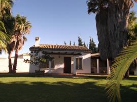 El Olivar de Roche Viejo, โกนิล เด ลา ฟรอนเตรา