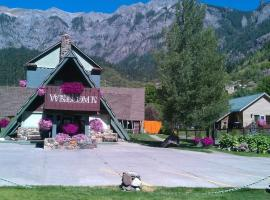 Twin Peaks Lodge & Hot Springs, Ouray
