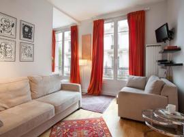 Lombards Apartment, ปารีส
