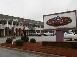 Affordable Suites Rocky Mount, Rocky Mount
