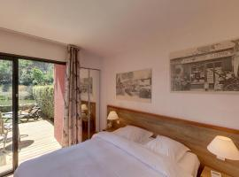 Hotel Le Phoebus Garden & Spa, Gruissan