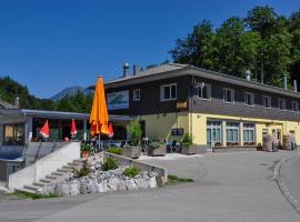 ホテル レストラン ヴァルデック, Brunig
