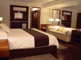 Resort Yacht Y Golf Club Paraguayo, อะซุนซิออง
