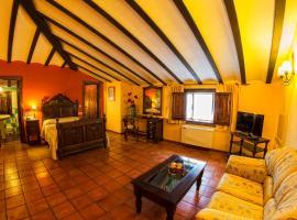 Hotel Bodega La Venta, Casas de los Pinos