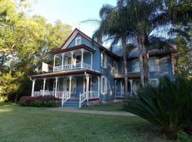 The Ann Stevens House, Cassadaga