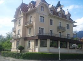 Hotel De La Paix, อินเทอร์ลาเคน