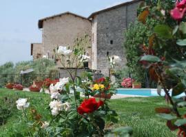 Il Castello Di Perchia, Crocemaroggia