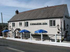 The Haymaker Inn, Chard