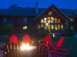 Minnewaska Lodge, Gardiner