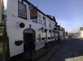 Red Lion Coaching Inn, Ellesmere
