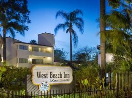 West Beach Inn, a Coast Hotel, ซานตา บาร์บารา