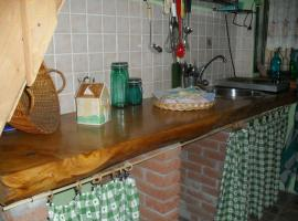 La Casetta, Arcumeggia