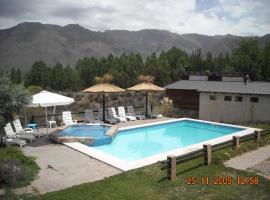 Cabañas Rio Mendoza, Las Compuertas