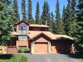 Redwood Meadows Bed and Breakfast, Bragg Creek